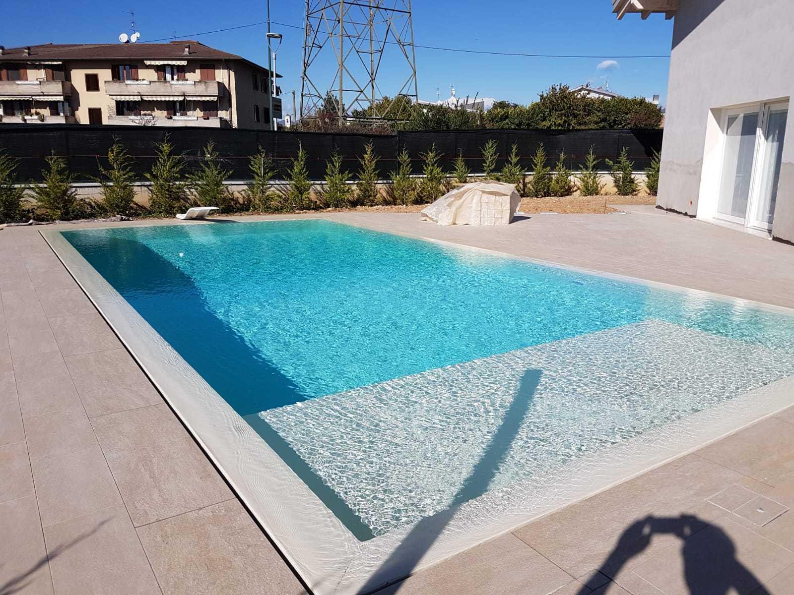 Piscine Sfioro A Cascata piscine a sfioro – il panorama s.r.l.